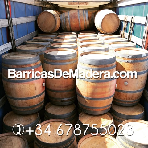 USED WINE BARRELS FOR SALE - foto 2