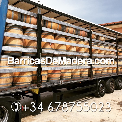 USED WINE BARRELS FOR SALE - foto 3
