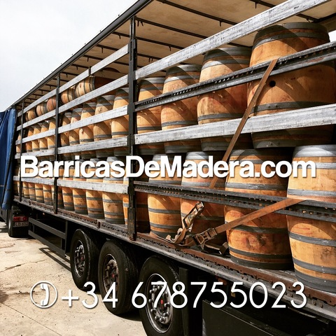 USED WINE BARRELS FOR SALE - foto 4