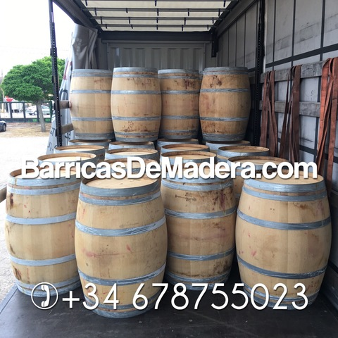 USED WINE BARRELS FOR SALE - foto 6