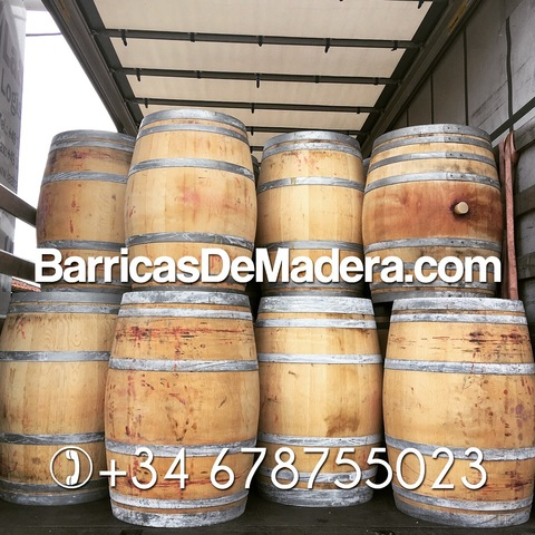 USED WINE BARRELS FOR SALE - foto 8