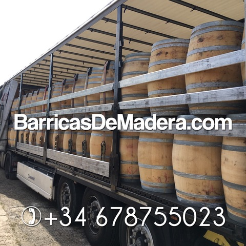 USED WINE BARRELS FOR SALE - foto 9