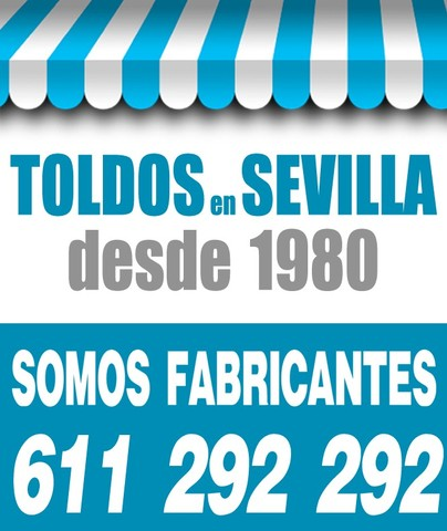 FABRICANTES DE TOLDOS DESDE 1980 - foto 1