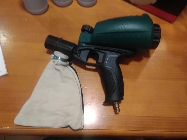 Vendo Pistola De Chorro De Arena
