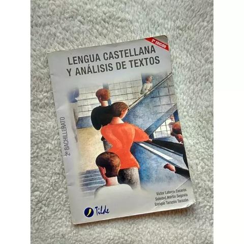 LENGUA CASTELLANA Y ANÁLISIS DE TEXTOS - foto 1
