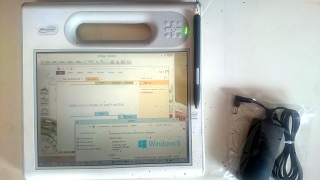 TABLET PC WINDOWS POLIVALENTE PROFESIONA - foto 1