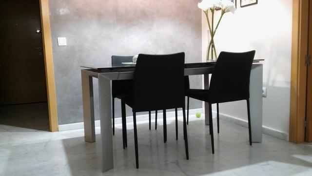 MIL ANUNCIOS.COM - Vendo mesa y 4 sillas de merkamueble ...