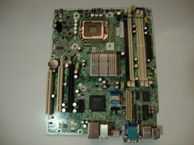 PLACA BASE HP DC7900 462432-001