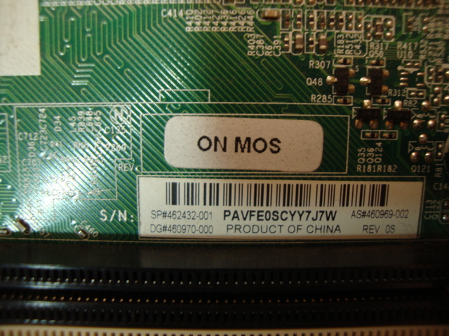 PLACA BASE HP DC7900 462432-001 - foto 2
