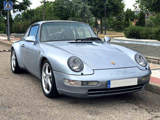 Corchete Apuesta Mendicidad  MILANUNCIOS | Porsche carrera 4 de segunda mano y ocasión