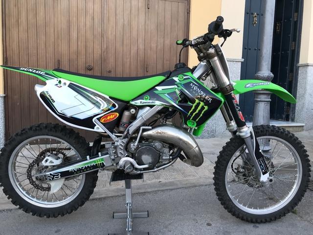 Kawasaki Kx 125