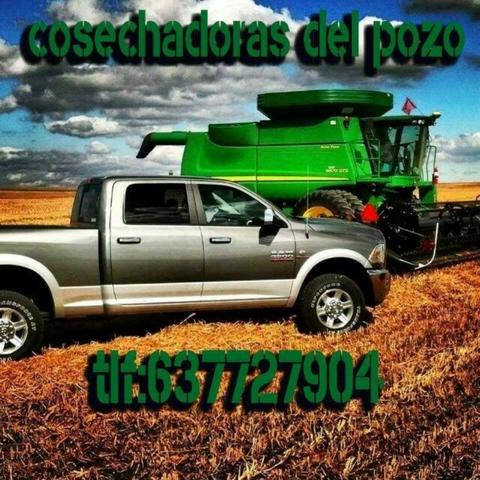 SE OFRECE SERVICIOS DE COSECHA - foto 1