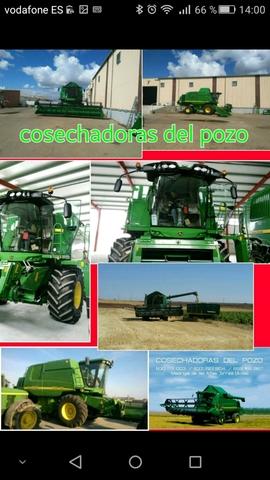 SE OFRECE SERVICIOS DE COSECHA - foto 6