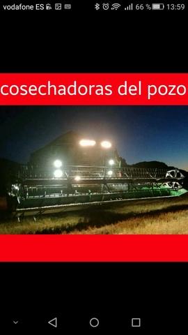 SE OFRECE COSECHADORAS - foto 9