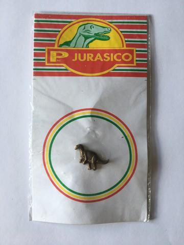 Colección Pines De Dinosaurios