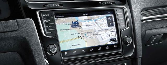 VW volkswagen sistema de navegación discover media tarjeta SD Europa 1 v9 2019 as