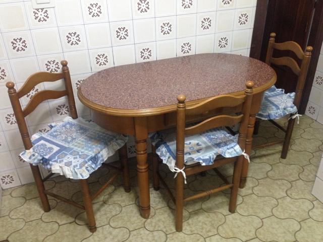 MIL ANUNCIOS.COM - Mesa granito. Muebles mesa granito en Asturias ...
