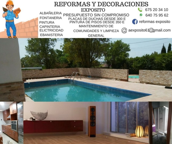 REFORMAS Y DECORACIONES EXPOSITO - foto 6