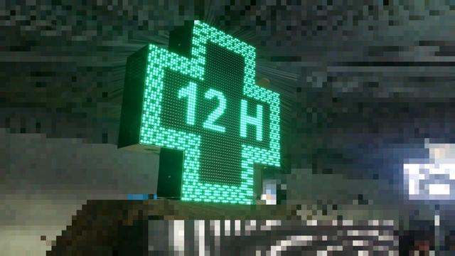 CRUZ LED PROGRAMABLE 2 CARAS - foto 1