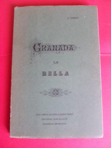 GRANADA LA BELLA-ÁNGEL GANIVET, 1981 - foto 1