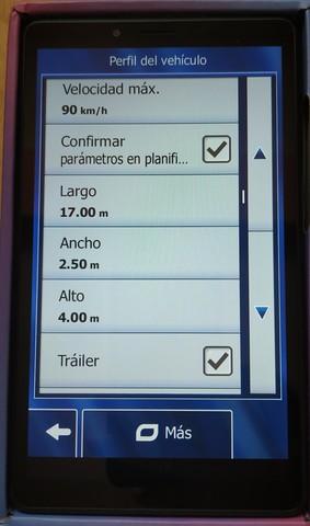 NAVEGADOR, GPS CAMION, TRUCK IGO PRIMO - foto 6