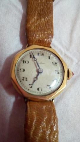 Reloj De Señora Antiguo