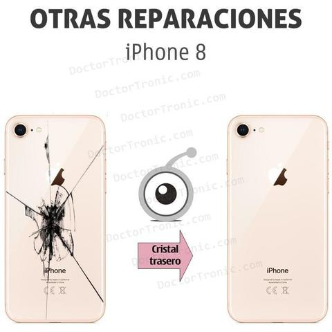Funda Silicona iPhone 6/6S (colores) - Doctor Tronic