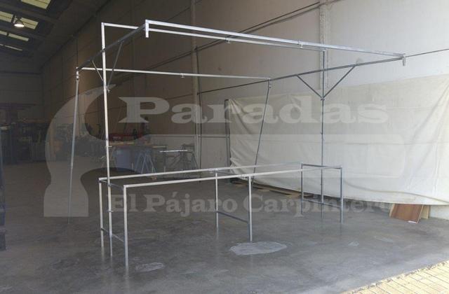 PUESTOS Y PARADAS MERCADILLO - foto 5