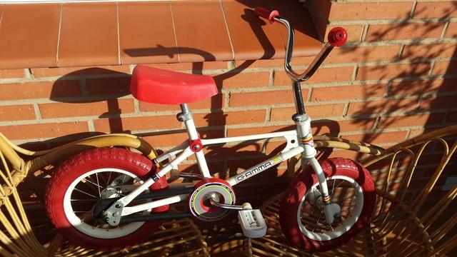 Triciclo Antiguo De Colección
