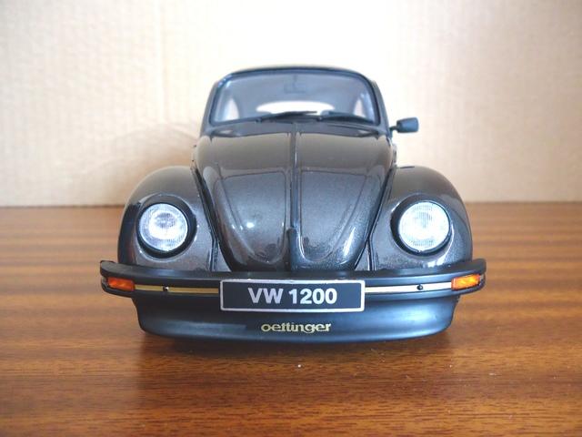 Volkswagen Beetle Escarabajo 1:18