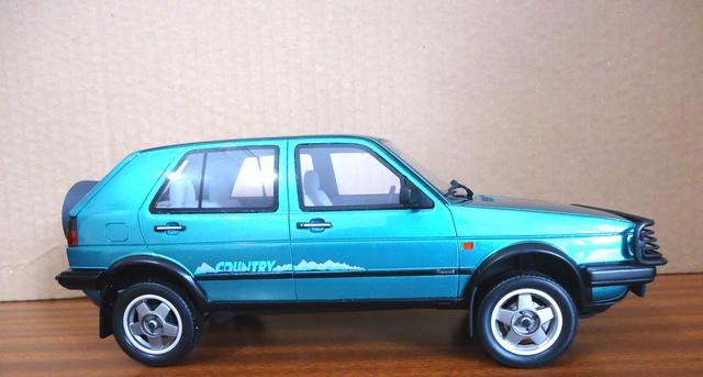 Volkswagen Golf 2 Country 1:18