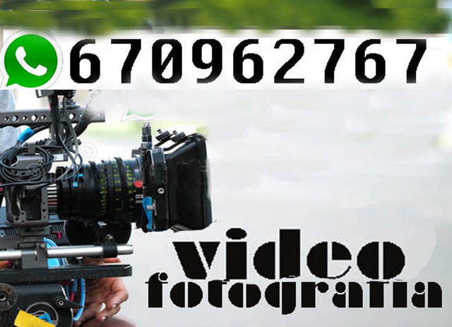 VIDEOS PUBLICITARIOS,  EMPRESA,  EVENTOS - foto 1
