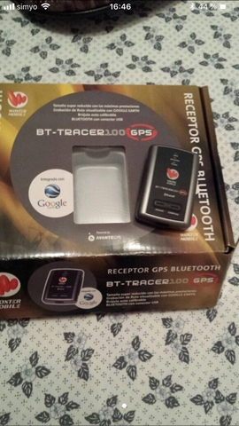 ANTENA GPS BLUETOOTH BT-TRACER100 - foto 1