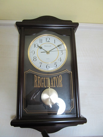 Vendo Reloj De Pared Berenson Regulator