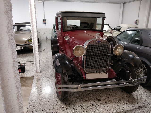 FORD - MODEL A DELUXE - foto 2
