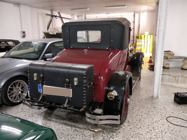 FORD - MODEL A DELUXE - foto 4