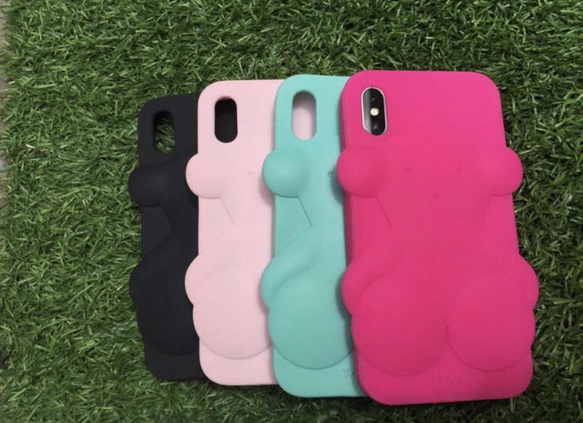 funda iphone 6 tous rosa