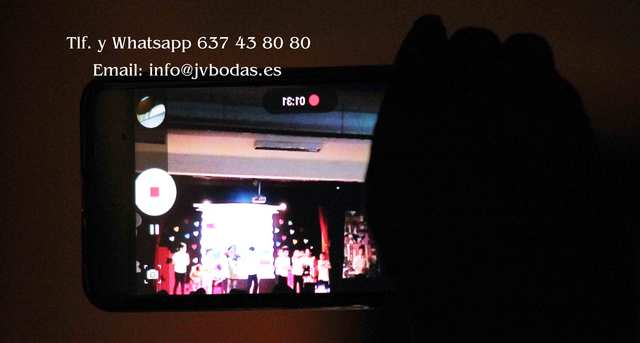 VIDEO DE BODA 150 EUROS - foto 7