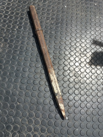 Puntero Para Martillo Neumático