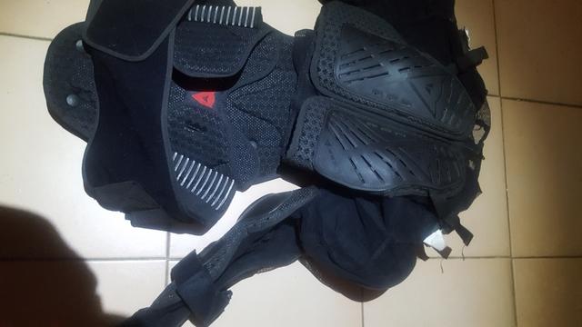 Negro M-XL//100cm NEOPRENO Cintur/ón Protector Faja Lumbar Espalda Moto Protectora Mujer Hombre Proteccion