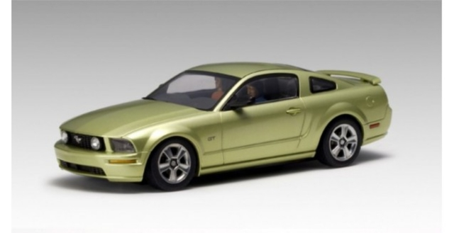1:64 Ford Mustang Gt Autoart  Und.