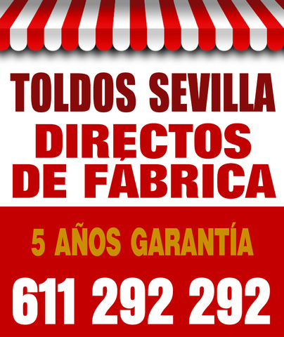 TOLDOS Y CERRAMIENTOS SEVILLA - foto 1