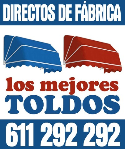 TOLDOS EN ALCALÁ DE GUADAIRA - foto 1
