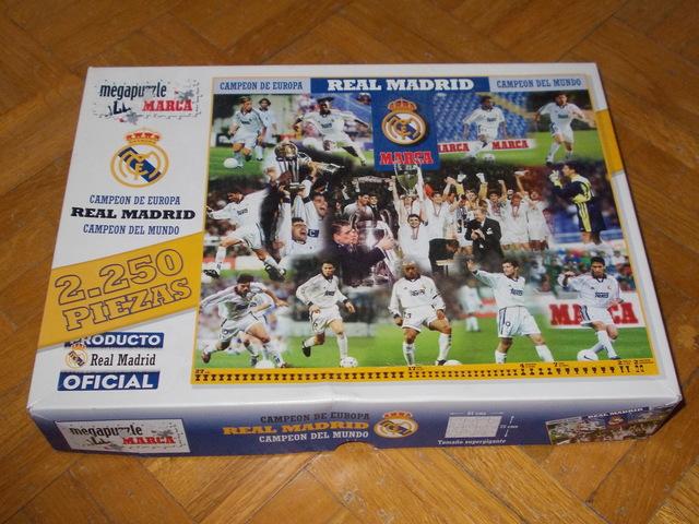 Mil Anuncios Com Puzzle Real Madrid Segunda Mano Y Anuncios Clasificados