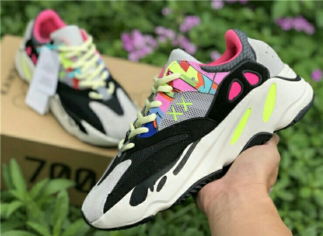 check out c3c0b 3029d KAWS YEEZY BOOST 700 RUNNERS