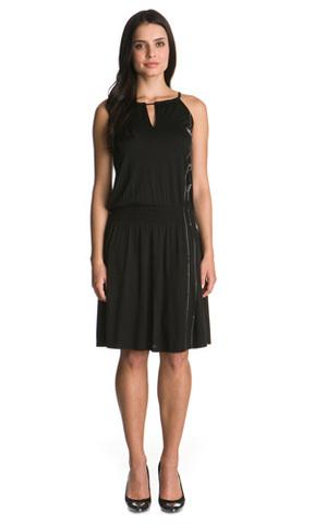 Vestido Negro Calvin Klein