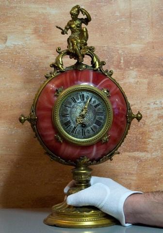 Reloj Antiguo Frances Siglo Xix