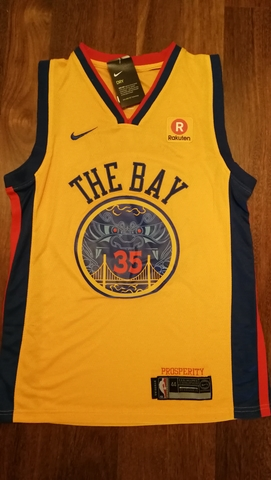 CAMISETA NBA CITY EDITION DURANT - foto 1