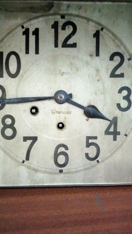 Maquinas De Reloj  Antiguas De Pared