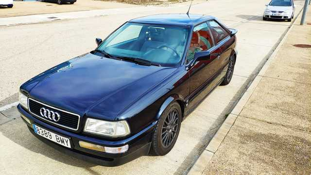 construida en 1992 Alfombrilla para Audi 80 Cabrio